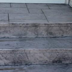 Ashlar Slate Steps